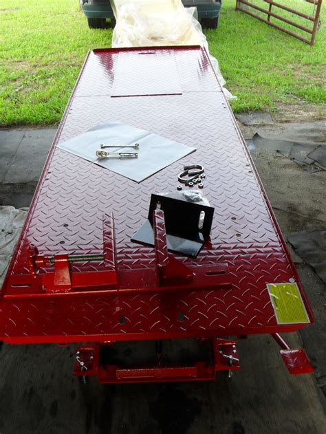 Review Of The Harbor Freight Motorcycle Lift Table Motopsycos Asylum Crazy About Motorcycles
