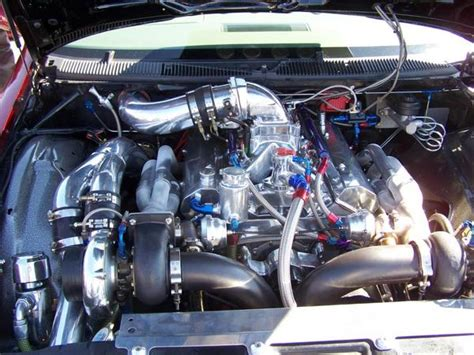 impala ss twin turbo   horse power  sale