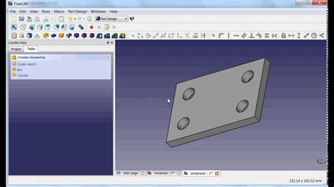 3d Home Design Tutorial Pdf by Freecad Tutorial Part5 More 2d Constraints
