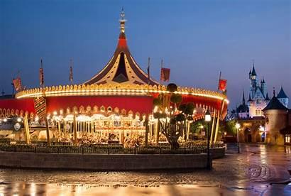Hong Kong Disneyland Hongkong China Attractions Parks