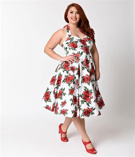Plus Size Vintage Dresses - Oasis amor Fashion