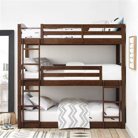 convertible baby dorel living dorel living bunk bed mocha