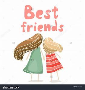 Two Friends Holding Hands Clipart (57+)