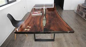 Epoxy Resin Table www pixshark com - Images Galleries