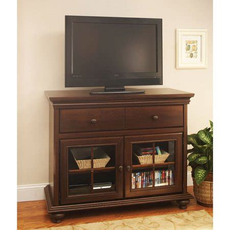 home and garden tv better homes and gardens bailey highboy tv stand for