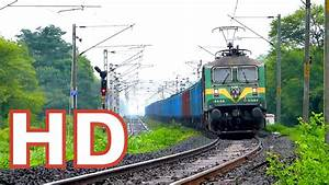 MOST POWERFUL ELECTRIC LOCOMOTIVE OF INDIAN RAILWAYS ...