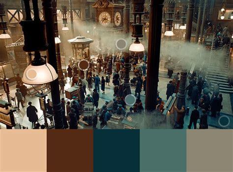 film  inspiration  creating colour palettes