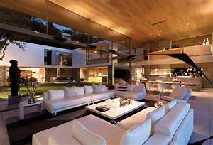 world of architecture modern home for the lucky one de With modern living room furniture south africa