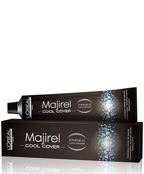 loreal permanent colour majirel cool cover beauty