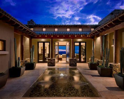 desert mountain modern spanish luxury house designs spanish style homes spanish house