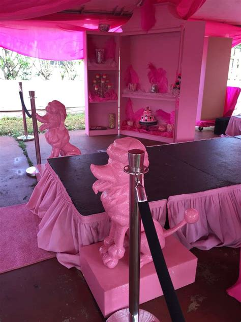 vintage barbie runway show birthday party ideas photo
