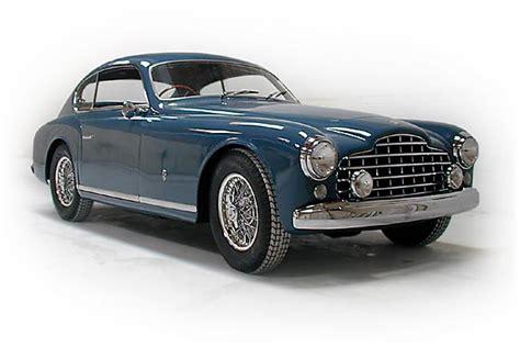 1950 Ferrari 195 Inter Ghia Coupe Serial Number 0109 S ...