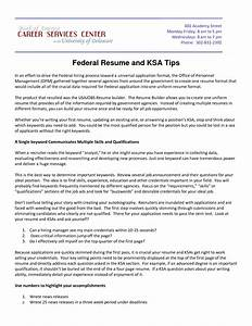 how to write a resume for usajobs resume ideas With how to write a resume for a federal job