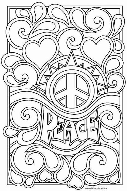Coloring Teens Pages Sheets Printable Interesting Teenagers