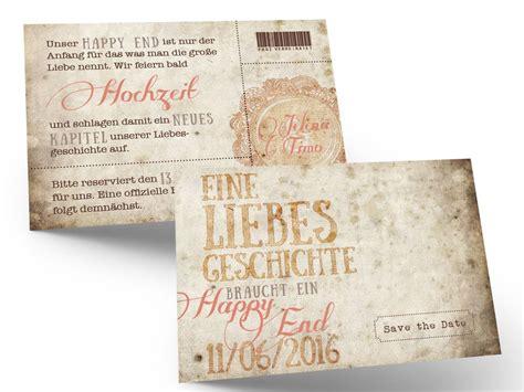 save  date karten einmal anders einladen feiern