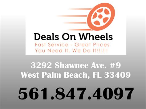 Caroline Tire West Palm Beach Fl Tires Auto Repair Shop