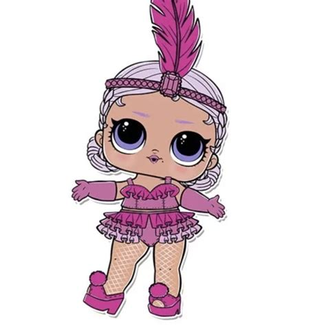 lol surprise doll confetti series  showbaby