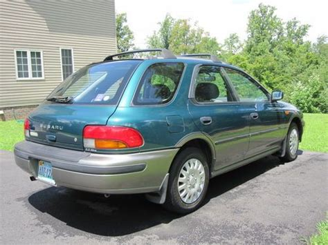 automotive air conditioning repair 1996 subaru impreza parental controls buy used 1996 subaru impreza outback wagon 4 door 2 2l in gordonsville virginia united states