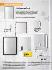 Miroir Salle De Bain Ikea : salle de bain ikea avis le meilleur du catalogue ikea c t maison ~ Teatrodelosmanantiales.com Idées de Décoration