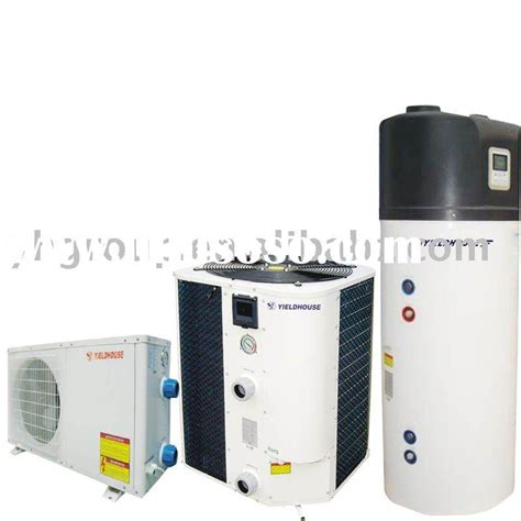 Images of Air Source Heat Pump Pool Heater