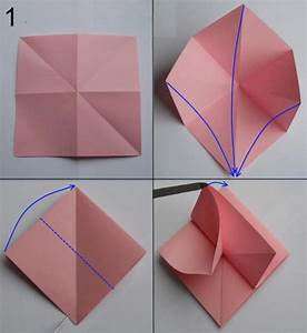 Rose Aus Serviette Drehen : rose aus papier falten blumen basteln anleitung dekoking ~ Frokenaadalensverden.com Haus und Dekorationen
