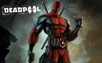 Deadpool Marvel Super Background Comics Heroes Hero