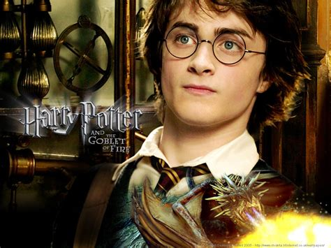 Harry Potter and the Goblet of Fire Harry