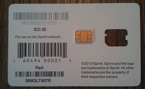 how to activate iphone sprint used sprint nano sim card 4ff to by pass activation for