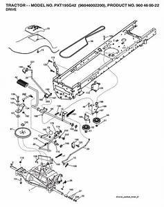 Free Diagram For Student  Poulan Pro Riding Mower Drive