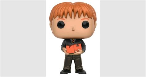 siege social micromania figurine pop 34 harry potter george weasley divers
