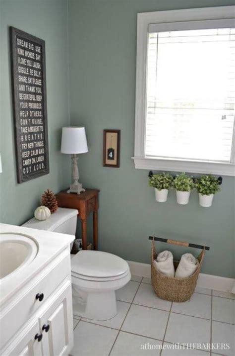 cool bathroom paint color schemes  ideas