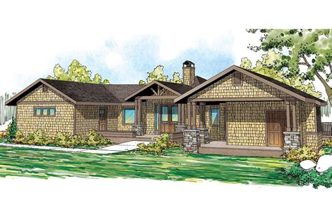 House Style : Lodge Style House Plans-sandpoint-associated