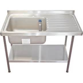 screwfix kitchen sinks franke midi catering sink stainless steel 1 bowl 1200 x 2130