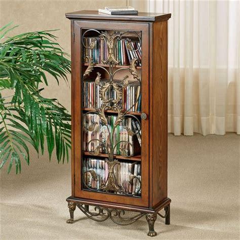 caydena dvd  cd storage cabinet