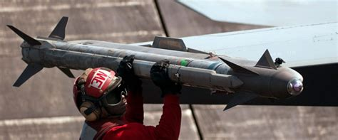 Raytheon Wins $223 Million for New Sidewinder Missiles for