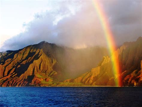 Rainbows in Hawaii | allinthedayofme.com