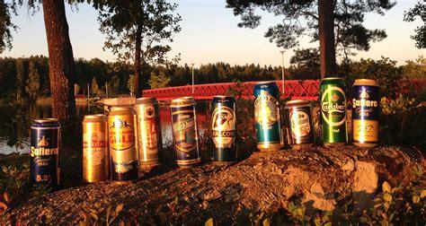 bier  schweden hej sweden
