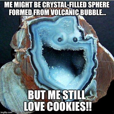Monster Meme - cookie monster geode imgflip