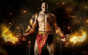 Kratos | Epic Heroism for the 21st Century: a Multimedia ...