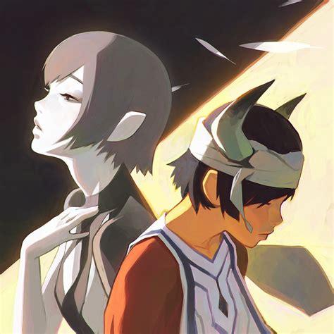 Wallpaper Drawing Illustration Anime Artwork Cartoon