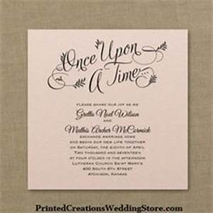 1000 images about fairytale wedding theme on pinterest With wedding invitation quotes fairytale