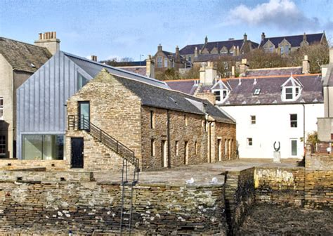 Pier Arts Centre by Pier Arts Centre In The Running For Scotland S Favourite