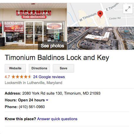 locksmith timonium md baldinos lock key