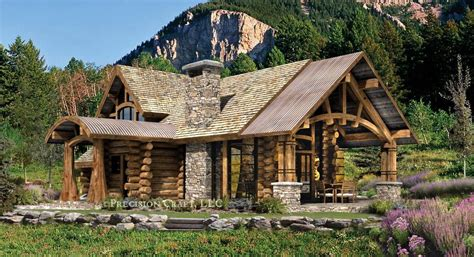 [ Log Home Floor Plans Loghome March Kerala Home Design