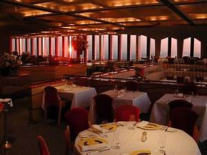 before 9/11, there was a fancy restaurant at the top of ...