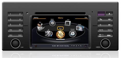 autoradio bmw e39 poste dvd gps x5 tv tnt bluetooth gps m5 autoradios gps - Autoradio Bmw E39