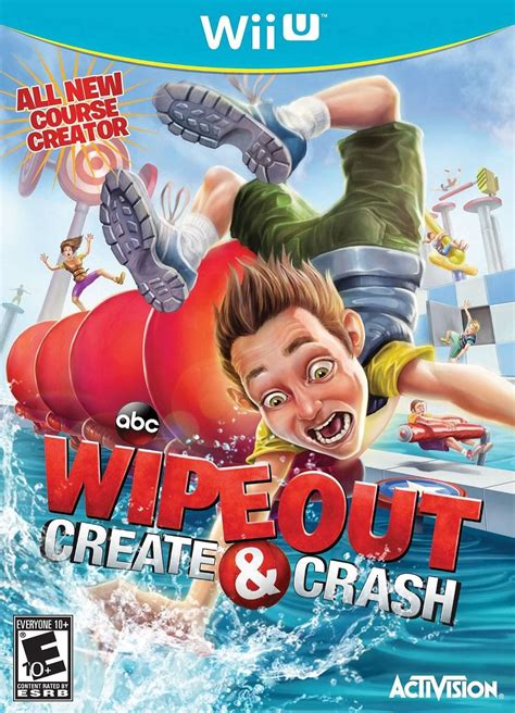 wii wipeout crash create game ign cheats games codes