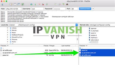 set up openvpn on openelec 6 kodi ipvanish
