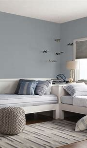 Cool Metalwork Grey Paint Color - Glidden Paint Colors