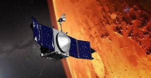 MAVEN spacecraft gears up to observe global dust storm on Mars